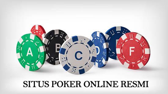 Situs daftar situs poker